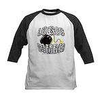 Logic Bomber Kids Baseball Jersey