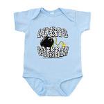 Logic Bomber Infant Bodysuit