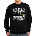 Logic Bomber Sweatshirt (dark)