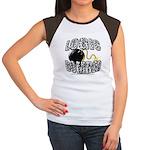 Logic Bomber Women's Cap Sleeve T-Shirt