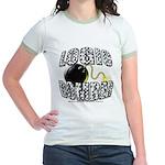 Logic Bomber Jr. Ringer T-Shirt