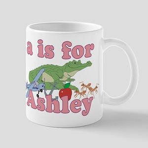 A is for Ashley Mug