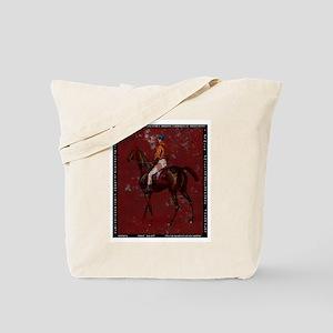 Vintage Kentucky Derby Tote Bag