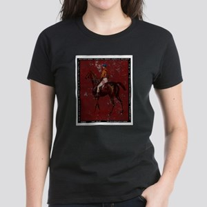 Vintage Kentucky Derby Women's Dark T-Shirt