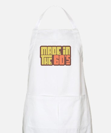 Made in the 60's BBQ Apron