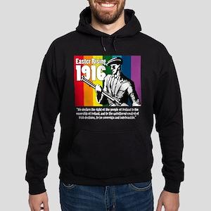 1916 Rising T-shirt Hoodie (dark)