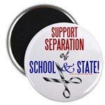 School-State Separation Magnet