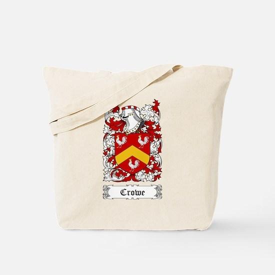 Crowe Tote Bag