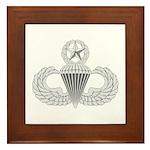 Airborne Master Framed Tile