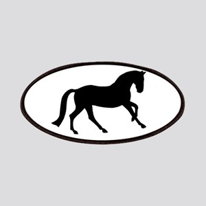 Cantering Horse Patches