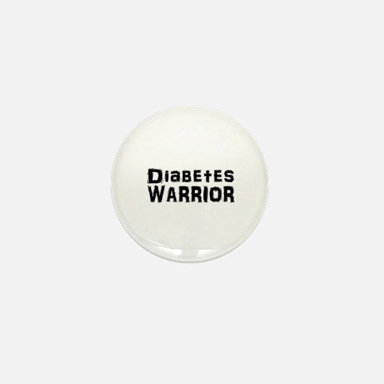 Cute Cure diabetes Mini Button