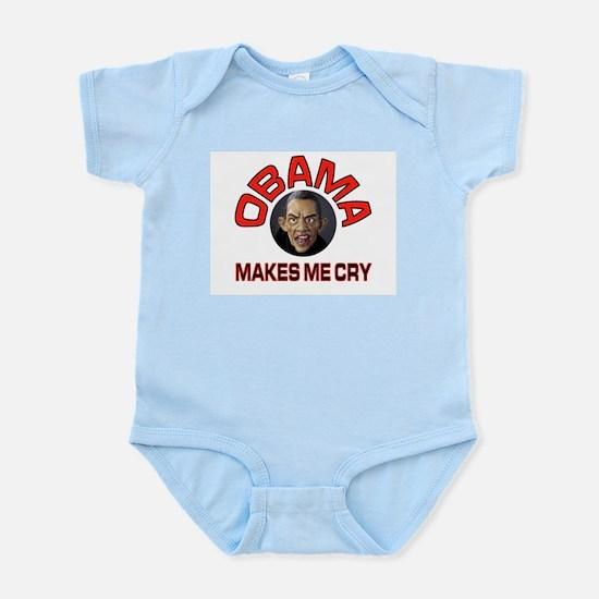 A SCARY GUY Infant Bodysuit