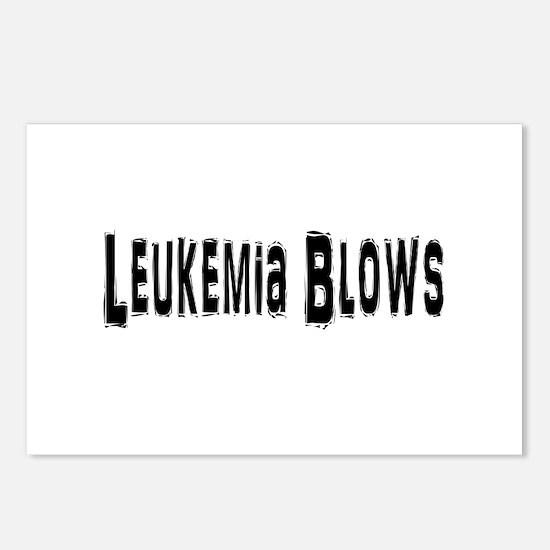 Cute Leukemia survivor Postcards (Package of 8)