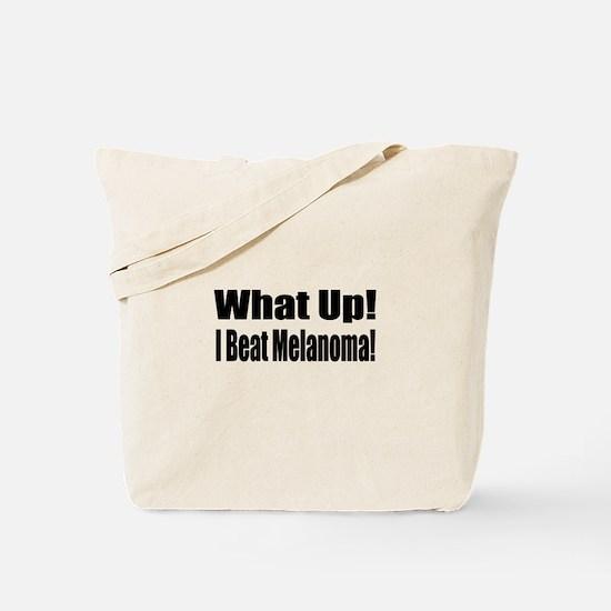 Cool Melanoma cure Tote Bag