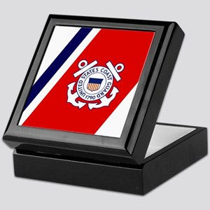 Coast Guard<BR> Tiled Insignia Box 2