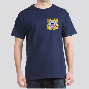 Coast Guard Dark T-Shirt 1