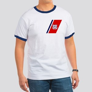 Coast Guard Ringer T-Shirt 7