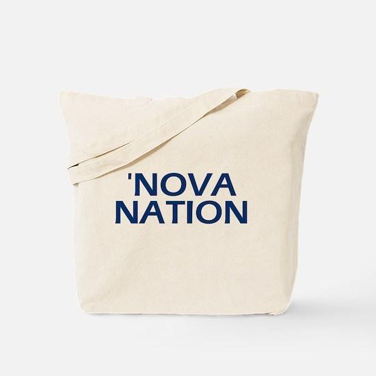 Cute Villanova Tote Bag