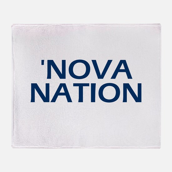 Cute Ncaa Throw Blanket