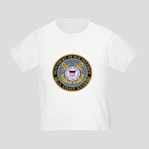 Coast Guard<BR> Toddler T-Shirt 4