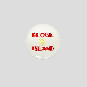 BLOCK ISLAND III Mini Button