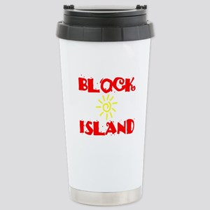 BLOCK ISLAND III Stainless Steel Travel Mug