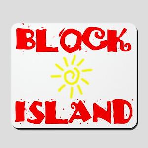 BLOCK ISLAND III Mousepad