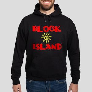 BLOCK ISLAND III Hoodie (dark)
