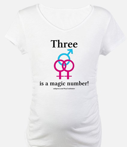 Three is a Magic Number Shirt