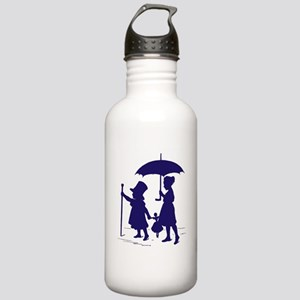 Dress-up Stainless Water Bottle 1.0L