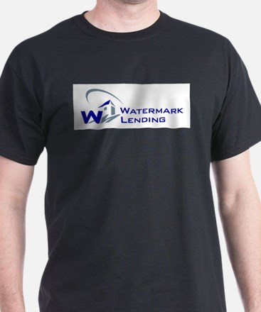 Watermark Black T-Shirt