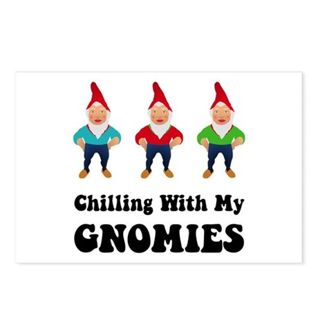 Gnomies Postcards (Package of 8)