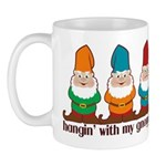 Hangin' With My Gnomies Mug
