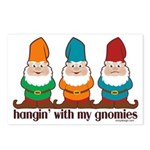 Hangin' With My Gnomies Postcards (Package of 8)