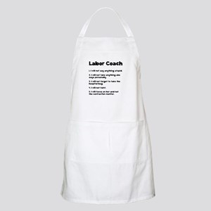 Labor Coach Apron