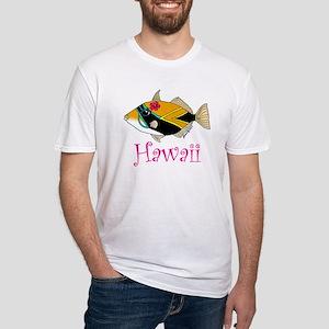 Humu Fitted T-Shirt