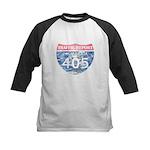 405 TRAFFIC REPORT = PARKING LOT Kids Baseball Jer