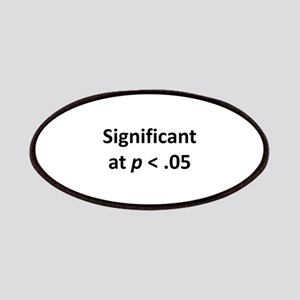 Significant at p < .05 Patches