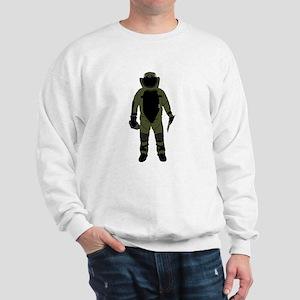 Bomb Suit Sweatshirt