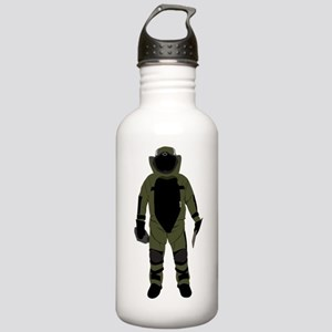 Bomb Suit Stainless Water Bottle 1.0L