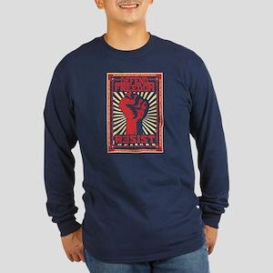 Resist 2 Long Sleeve Dark T-Shirt