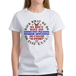 For our Troops Women's Tee