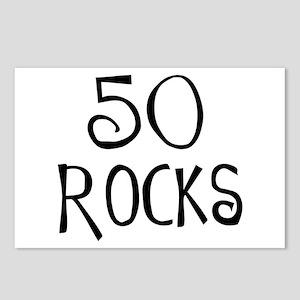 50 birthday sayings postcards cafepress