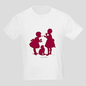 Taste It Silhouette Kids Light T-Shirt