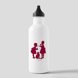 Taste It Silhouette Stainless Water Bottle 1.0L