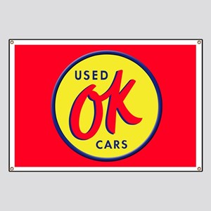 OK Used Cars Banner