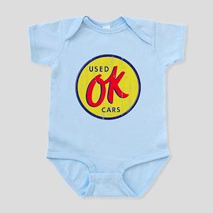 OK Used Cars Infant Bodysuit