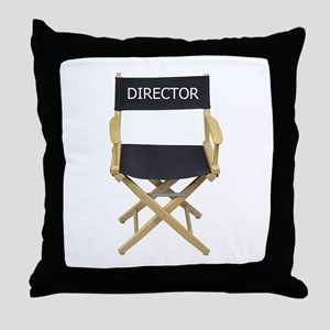 Director -  Throw Pillow