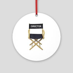 Director -  Ornament (Round)