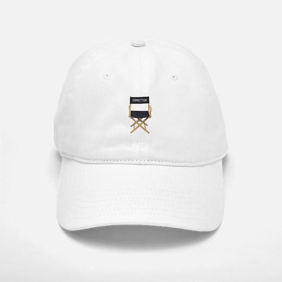Director - Baseball Baseball Cap